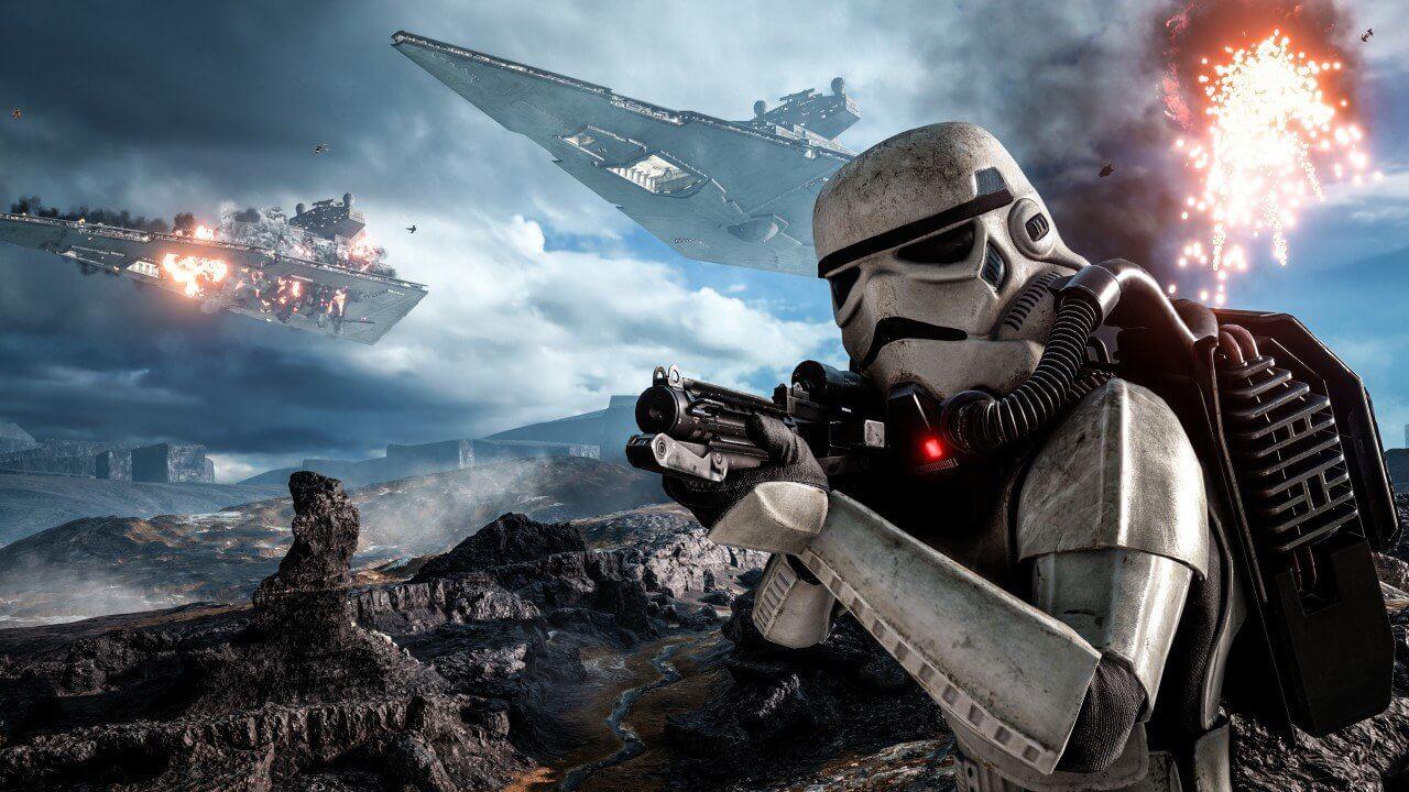 Star Wars Battlefront 2 llegará este 2017 con modo campaña incluido