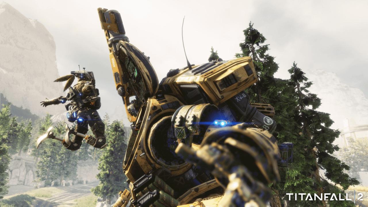 Las ventas obtenidas por Titanfall 2 no han logrado alcanzar las expectativas de EA