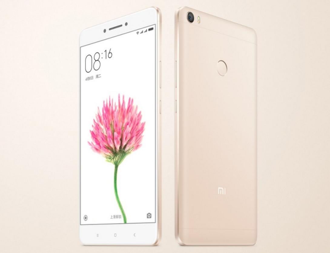 El sucesor del Xiaomi Mi Max sería lanzado en Mayo