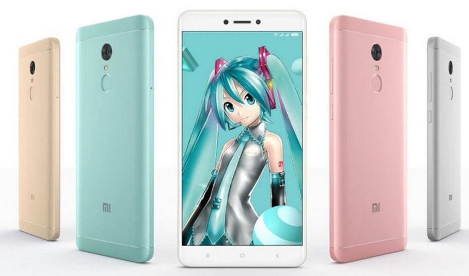 Xiaomi presenta oficialmente al Redmi Note 4X Hatsune Miku Special Edition