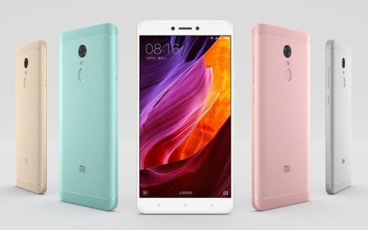 Precios del Xiaomi Redmi Note 4X revelados