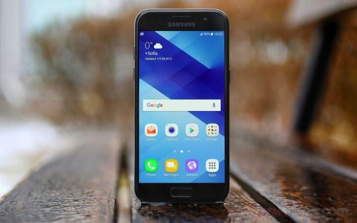 Comienza la venta del Samsung Galaxy A (2017)