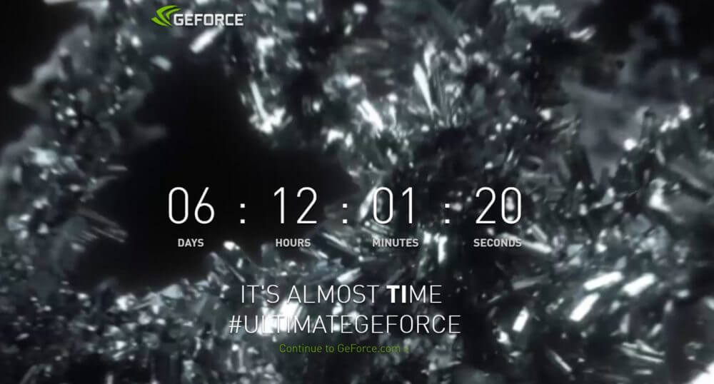 Nvidia GeForce GTX 1080 Ti confirmada