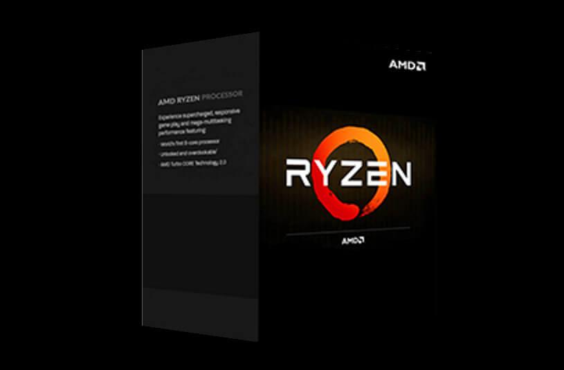 Filtrados los diseños de las cajas de Ryzen – Actualizada con precios