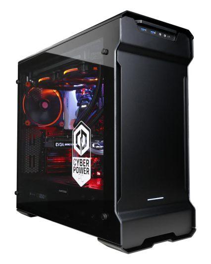 CyberPowerPC renueva su línea de PCs de alto rendimiento con los AMD Ryzen 7