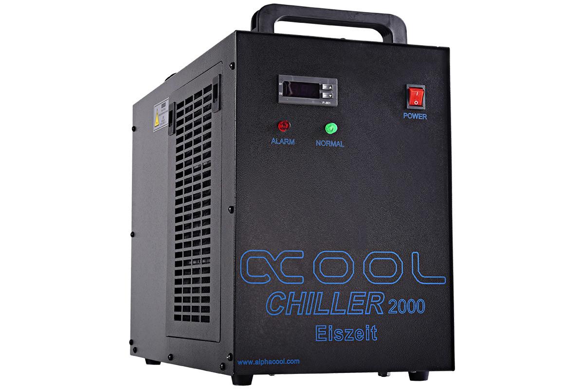 Alphacool estrena su primer refrigerador de compresor – El Eiszeit 1500 W