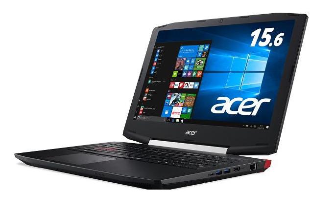 Portátil gaming  Acer Aspire VX de 15,6 pulgadas