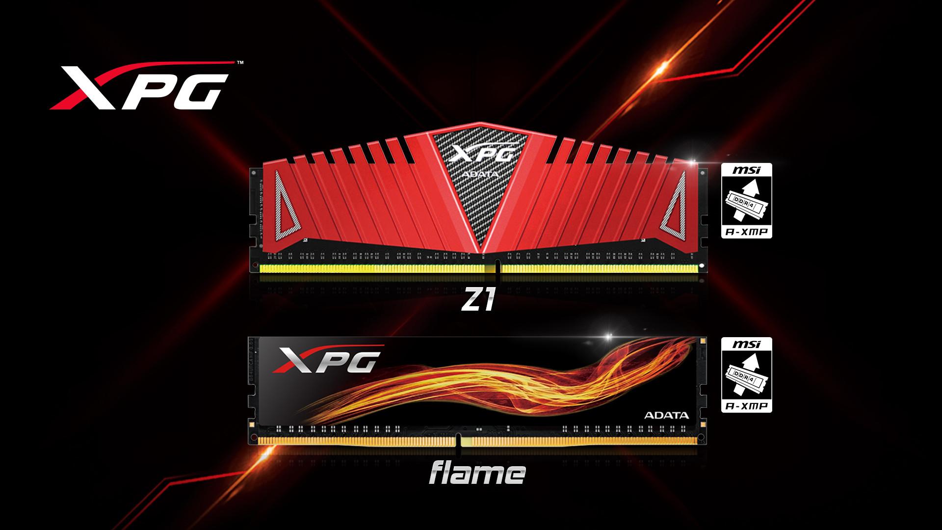 ADATA XPG DDR4 oficialmente validad para AMD con compatibilidad para Ryzen