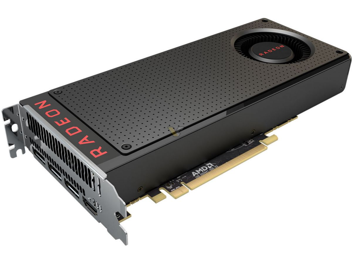 AMD Radeon RX 500 SERIES preparada para el despegue en Abril 2017