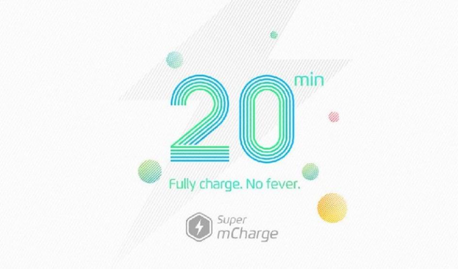 MWC2017: Meizu presenta su nueva tecnología de carga rápida, de cero a 100% en 20 minutos