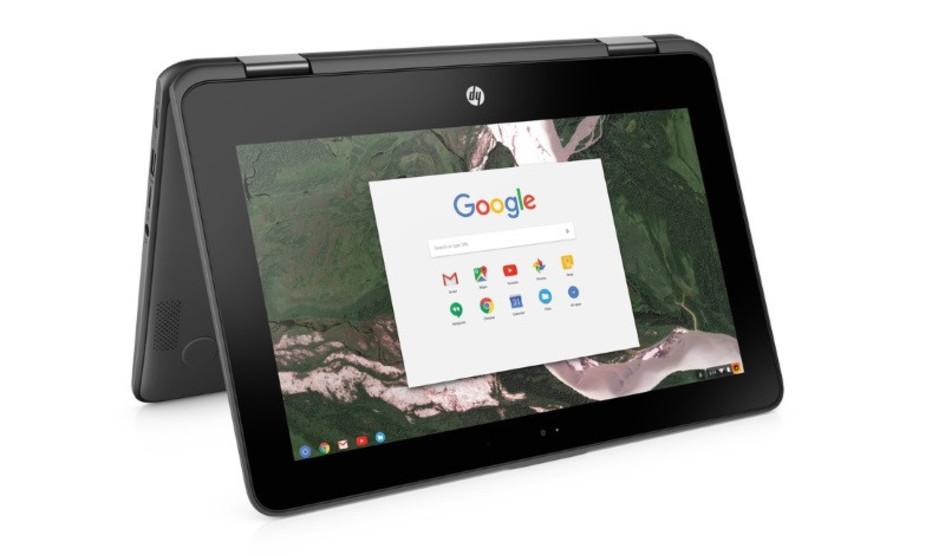 Google presenta el HP Chromebook X260 11 G1 Education Edition