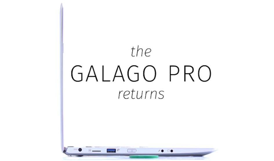 System76 presenta su ultraportátil Galago Pro basado en Linux
