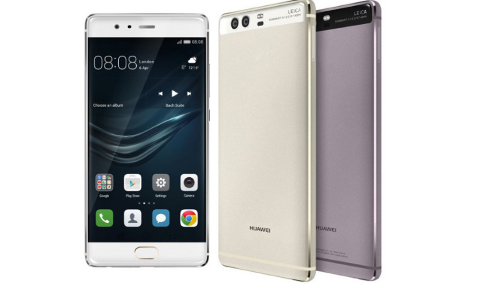 Huawei P10 y P10 Plus disponibles para su pre-compra