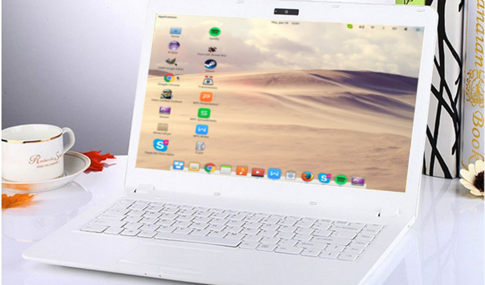 Alpha Litebook es otro portátil asequible basado en Linux, con un precio de 249 dólares