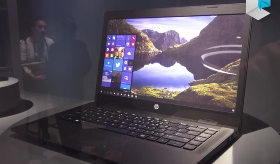 HP trabaja en una versión mejorada de Lap Dock para Elite X3