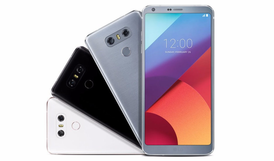 LG G6 recibe 40.000 pedidos en cuatro días