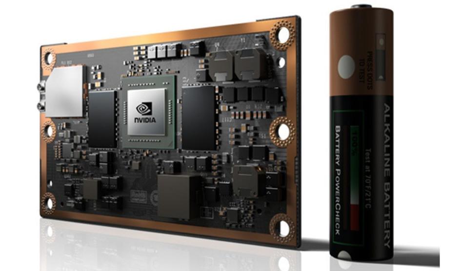 NVIDIA Jetson TX2 la nueva plataforma para drones, robots, dispositivos inteligentes y más