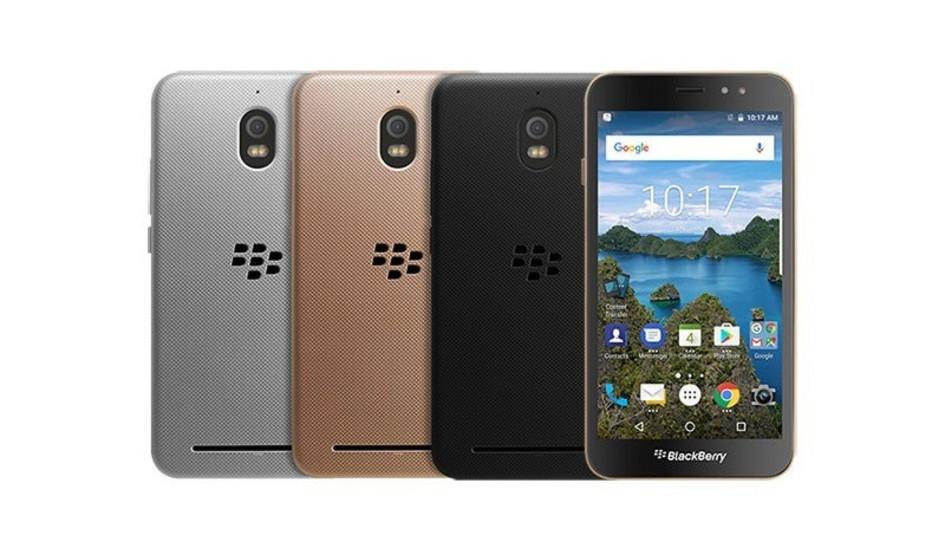 BlackBerry anuncia oficialmente su nuevo smartphone Aurora