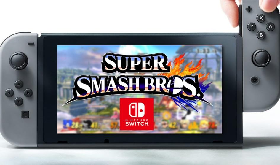 Un nuevo Super Smash Bros probablemente salga para Nintendo Switch