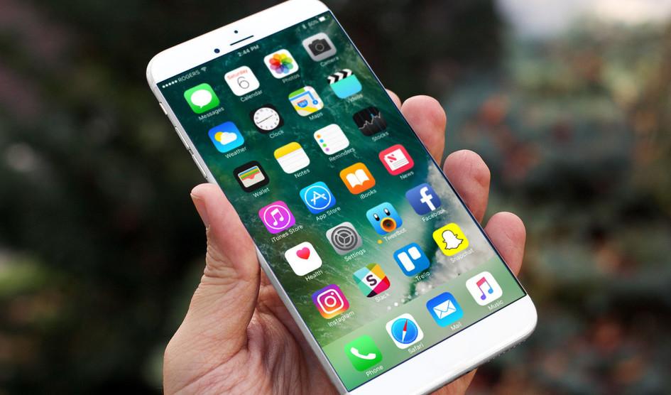 El IPhone 8 podría tener panel plano, no curvado