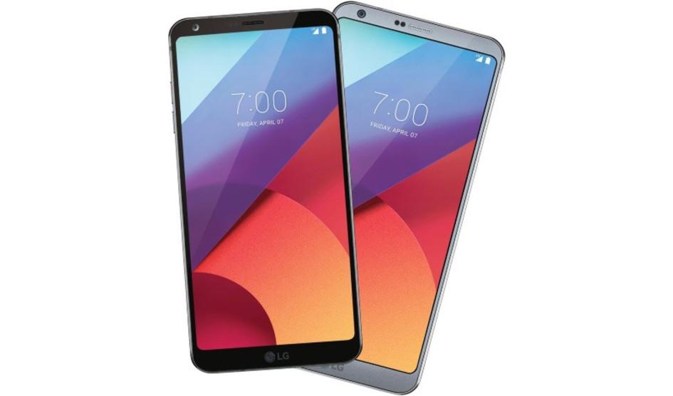 LG G6 se lanzará en Estados Unidos el 7 de Abril