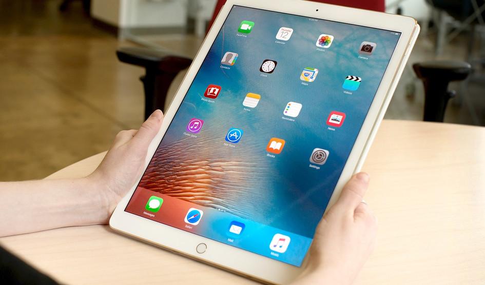 Apple dijo que iba a presentar su iPad Pro de 10,5 pulgadas a principios de Abril