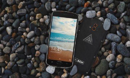 AGM está trabajando en un smartphone resistente con Snapdragon 835 y 8 GB de RAM