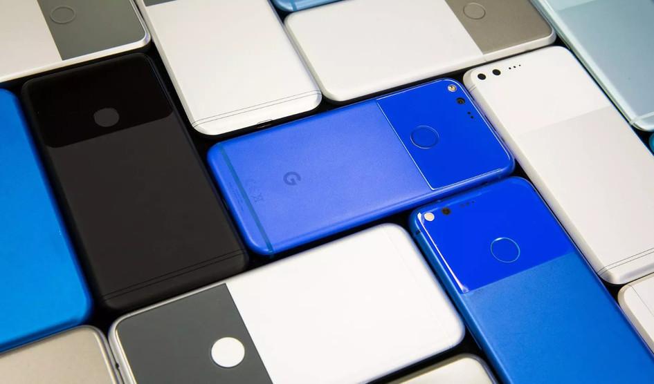 Próximos smartphones Google Pixel supuestamente apodados como Walleye y Muskie