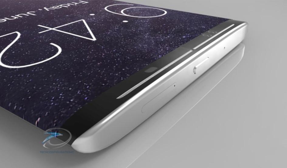 IPhone 8 podría tener un panel ligeramente curvado