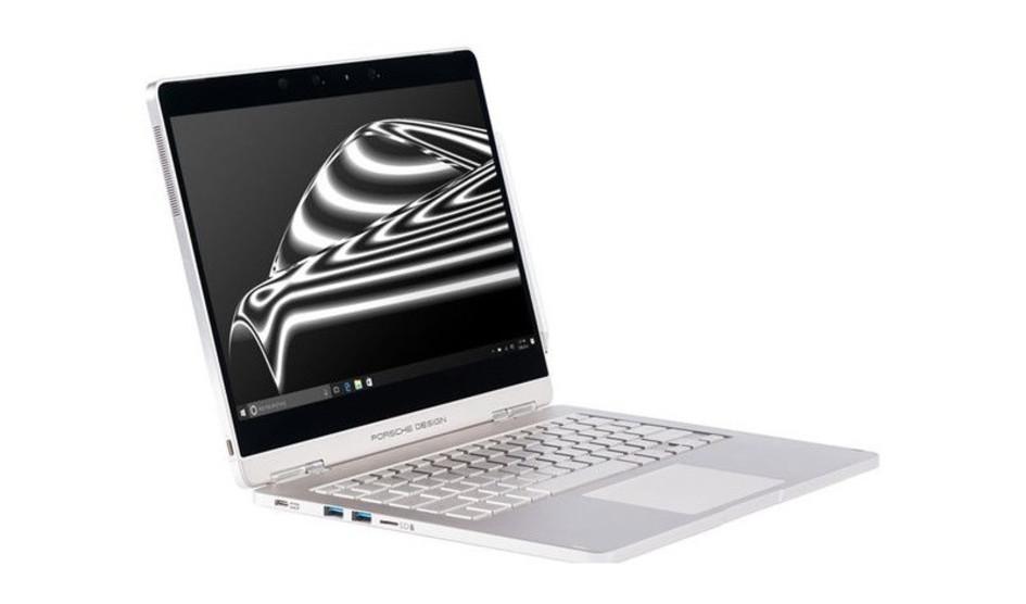 El ordenador portátil 2 en 1 de Porsche Design pasa por la FCC