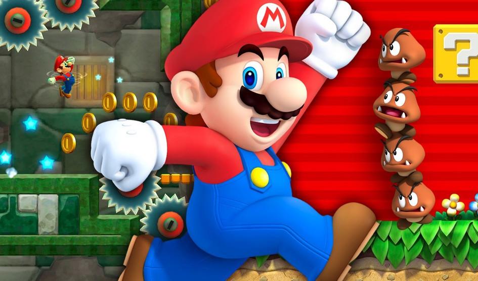 Super Mario Run estará disponible en Android el 23 de Marzo