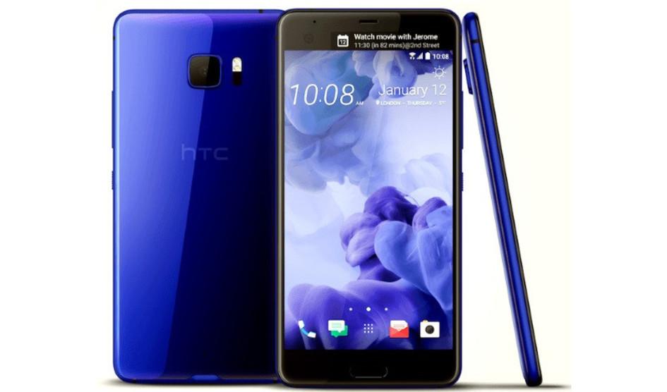 HTC anuncia que lanzará el U Ultra con cristal de zafiro el 28 de Marzo
