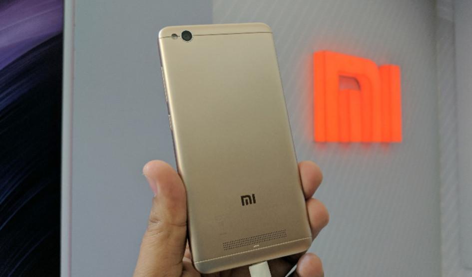 Xiaomi Redmi 4A cuesta 90 $ en la India y tiene buenas especificaciones