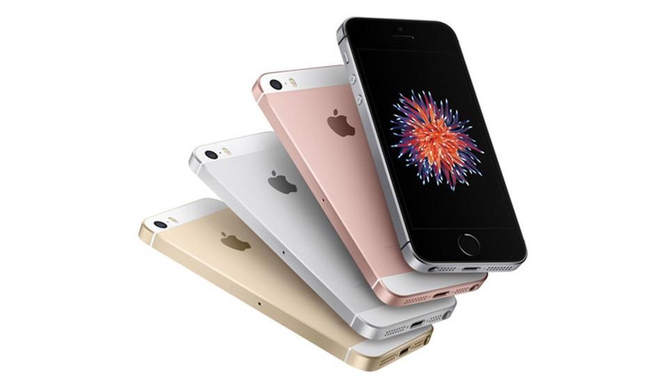 Apple presenta nuevos modelos del iPhone SE