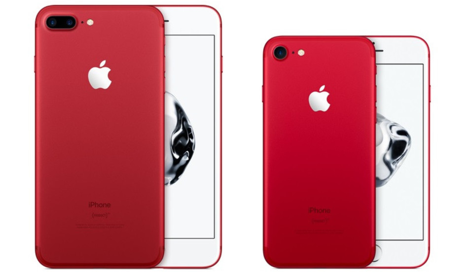 Apple también lanza el iPhone 7 y iPhone 7 Plus con nueva opción de color