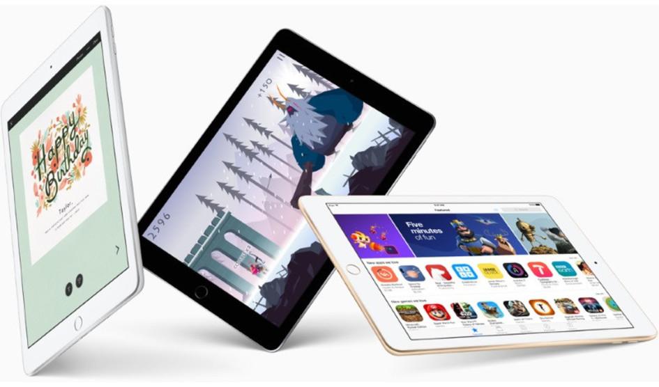 Apple iPad reemplaza al iPad Air 2, ofrece mejores especificaciones y precio más bajo