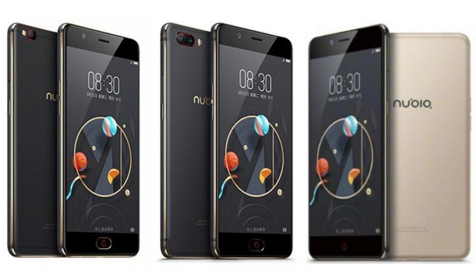 ZTE anuncia sus nuevos smartphones Nubia M2, M2 Lite y N2