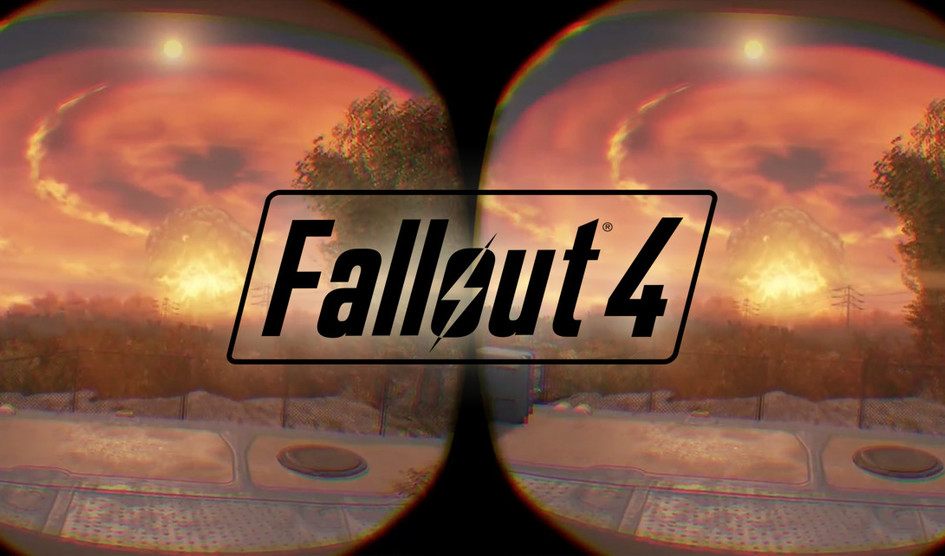Fallout 4 VR estará disponible en la E3 2017