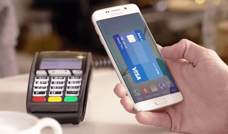 Samsung Pay llega a la India