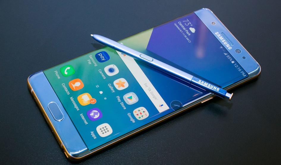 Un supuesto diagrama de Galaxy Note 8 revela el tamaño del panel y sus especificaciones