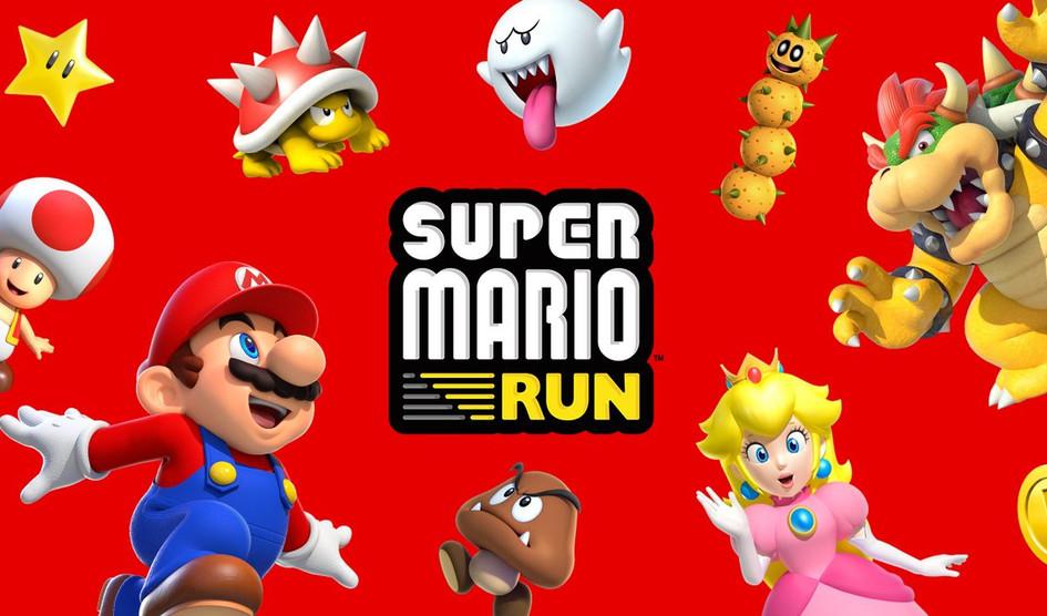 Super Mario Run no ha cumplido con las expectativas de Nintendo