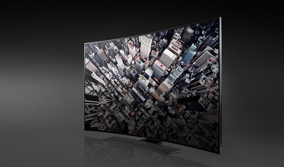 Samsung planea lanzar 22 nuevos modelos de televisores curvos