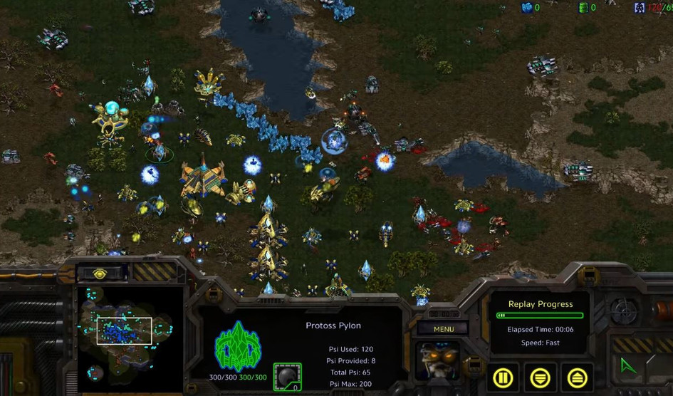StarCraft: Remastered saldrá este año