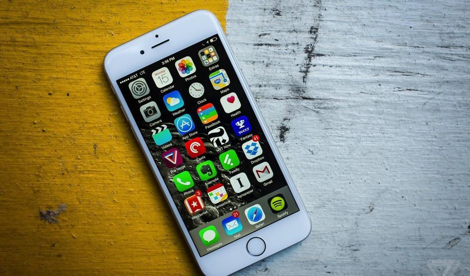El Smartphone más vendido en 2016 es el iPhone 6S