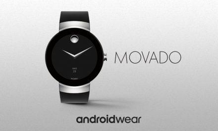 Movado presenta su primer smartwatch Android Wear 2.0