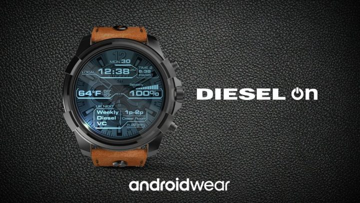 Diesel, Hugo Boss y Tommy Hilfiger presentan sus smartwatches Android Wear 2.0
