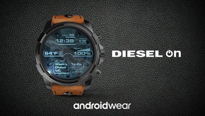 Diesel, Hugo Boss y Tommy Hilfiger presentan sus smartwatches Android Wear 2.0