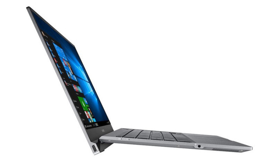ASUS lanza el portátil para negocios más ligero del mundo