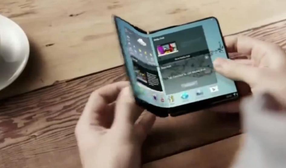 El smartphone flexible de Samsung llegaría antes que el Galaxy Note 8