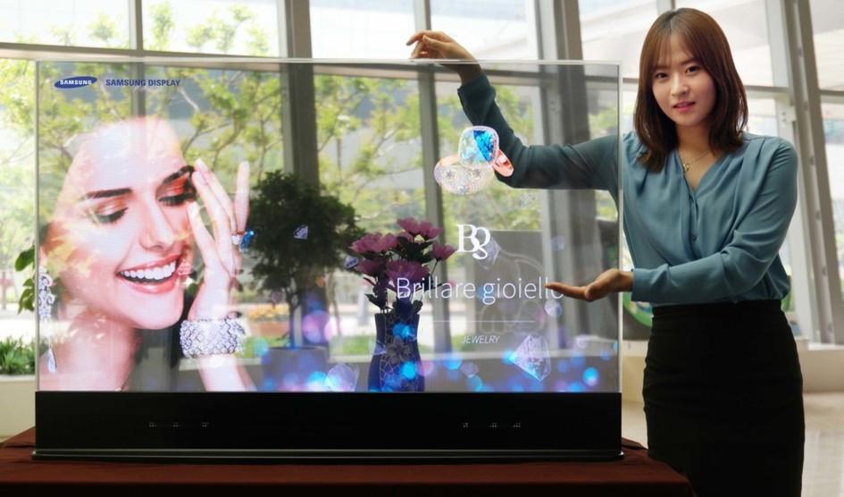 Samsung ampliará sus líneas de producción de paneles OLED